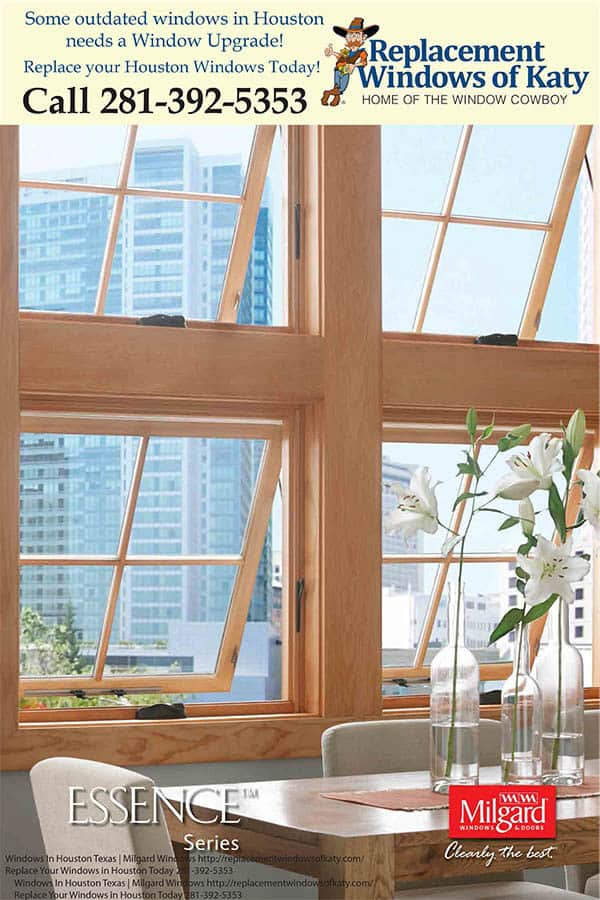 Windows in Houston | Replace your outdated windows in Houston