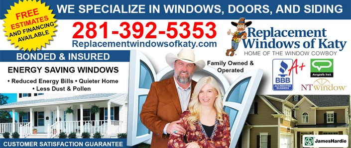 Replacement Houston Windows