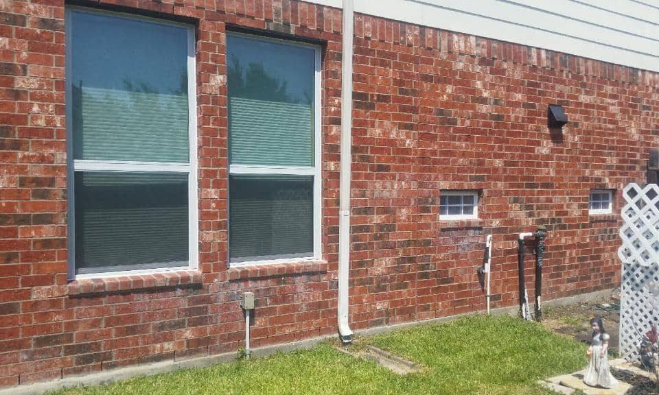 Vinyl Double Paned Windows